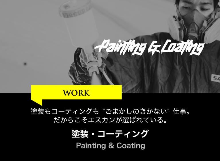Work-塗装・コーティング