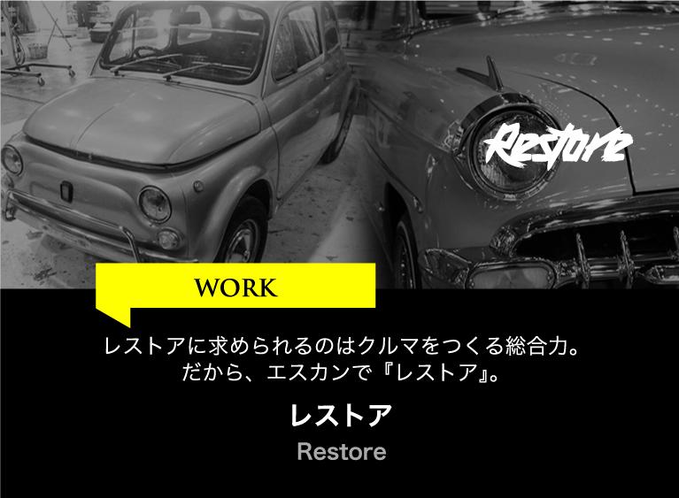 Work-レストア