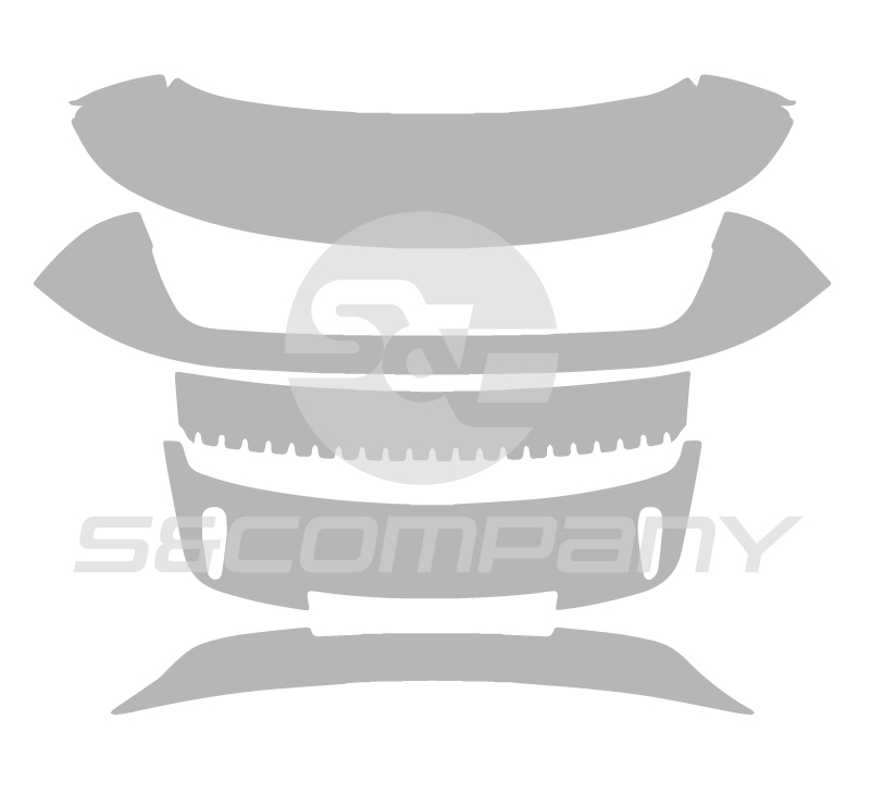 Engine Cover & Spoiler